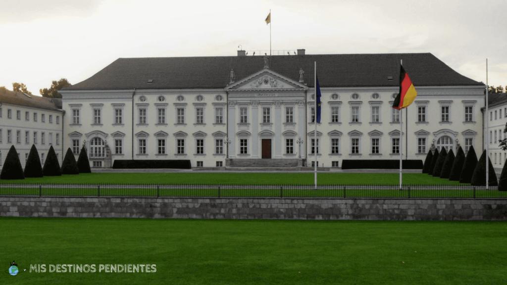Palacio de Bellevue (Berlín, Alemania)