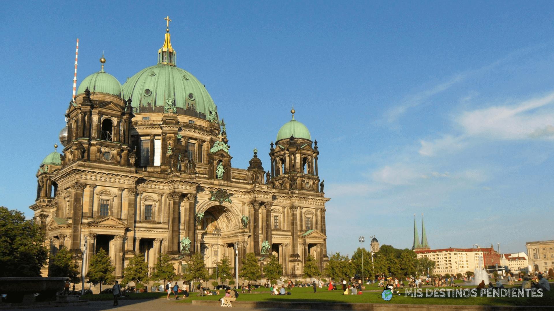 Guía completa de Berlín: Barrio del Mitte II (Desde la Catedral hasta Alexanderplatz)