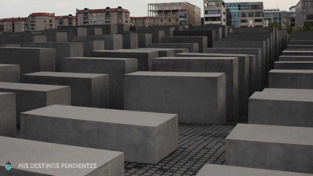 Monumento a los Judíos Asesinados en Europa (Berlín, Alemania)