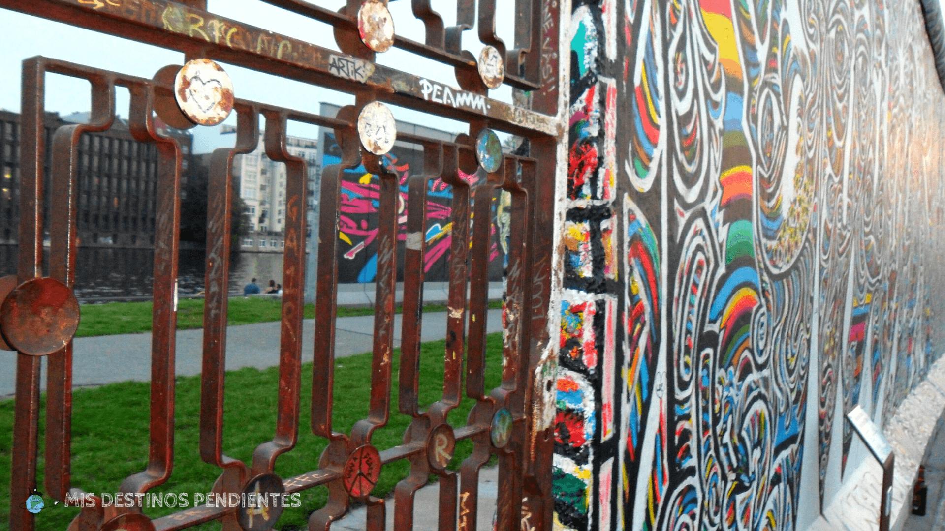 Guía Completa de Berlín: El Muro