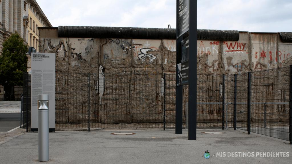 Topografía del Terror (Berlín, Alemania)