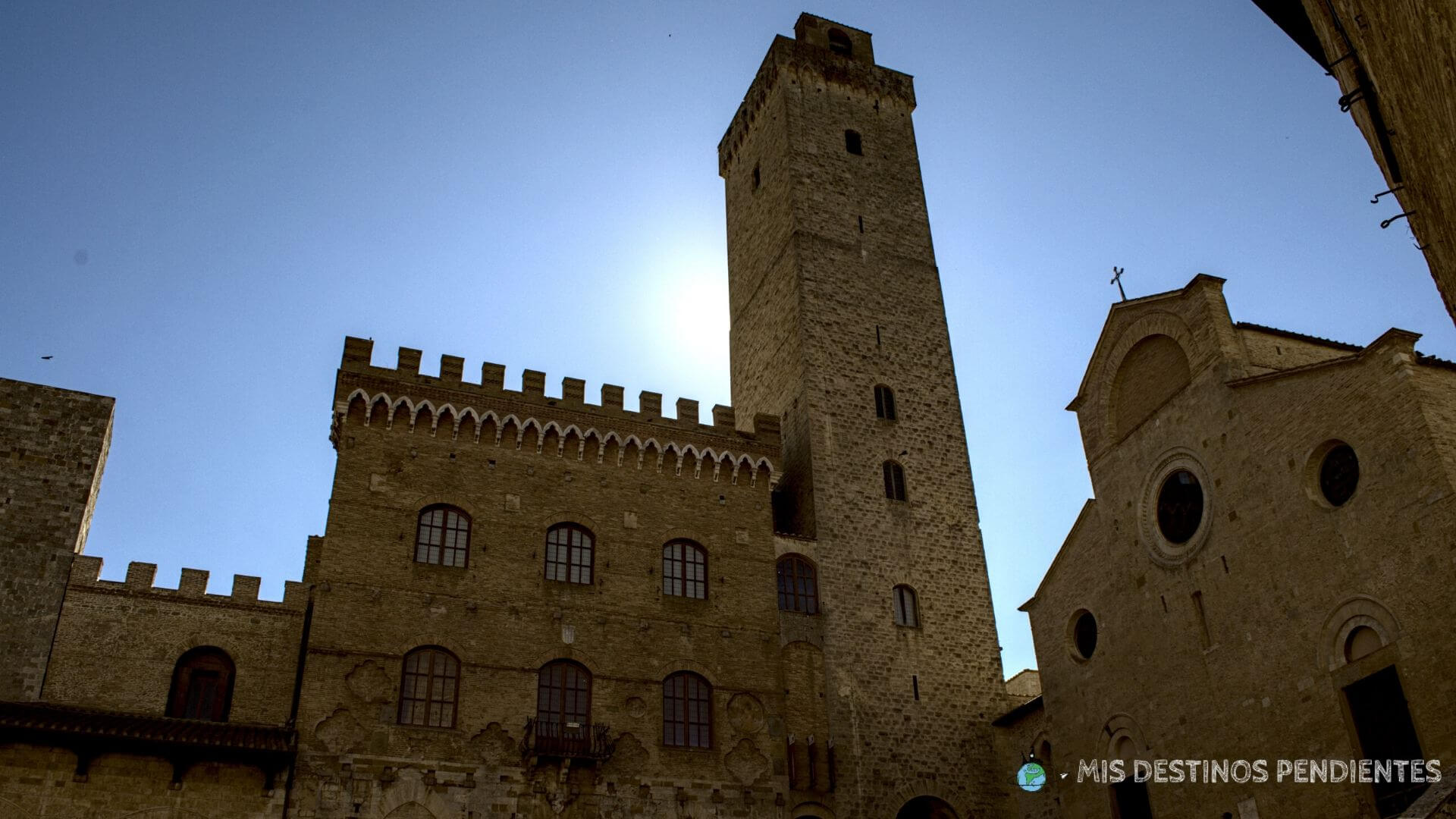 San Gimignano, la Nueva York de la Toscana