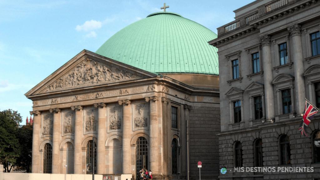 Catedral de St Hedwig (Berlín, Alemania)