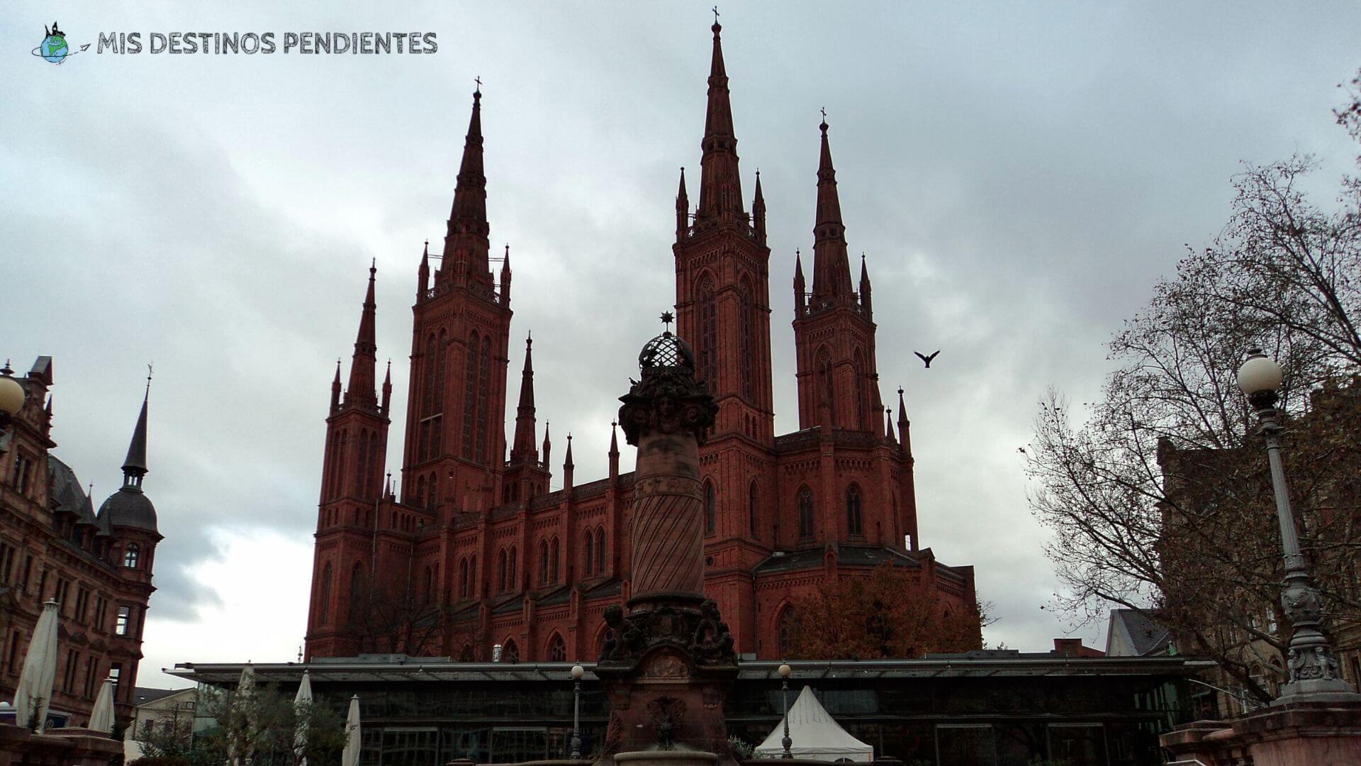 Marktkirche (Wiesbaden, Alemania)