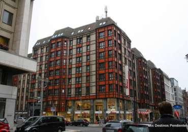 Conociendo Berlín: Mitte I (Unter den Linden y Friedrichstraße)