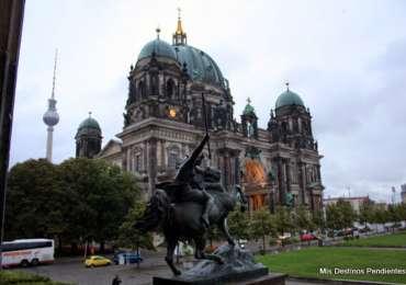Conociendo Berlín: Mitte II (Desde la Catedral hasta Alexanderplatz)