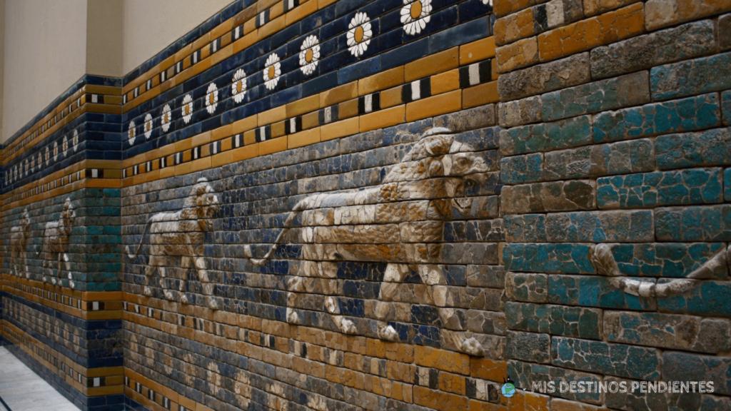 Puerta de Ishtar (Isla de los Museos, Berlín)