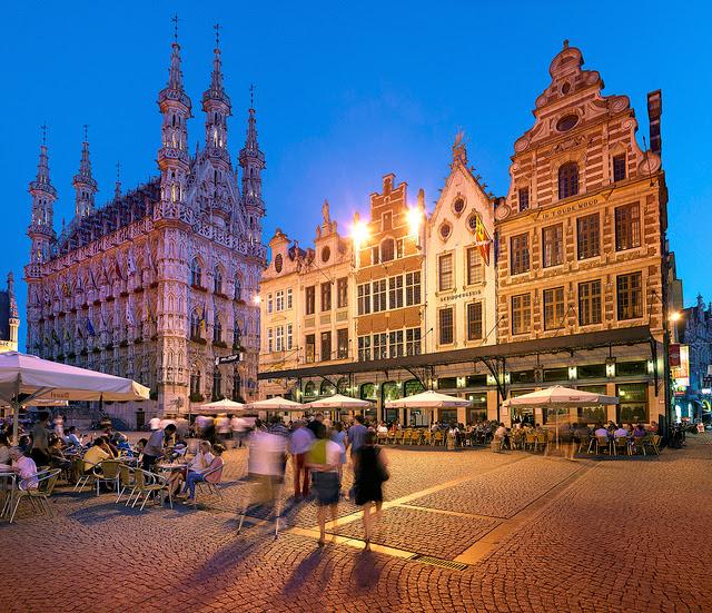 Descubriendo Flandes: Qué ver en Lovaina (Leuven)