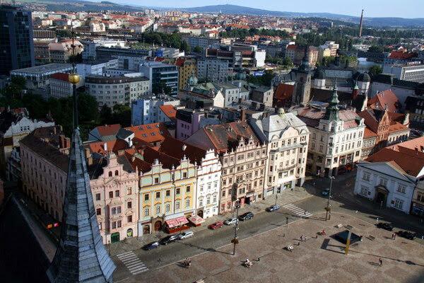 Capitales Europeas de la Cultura 2015 – Pilsen (Plzen)