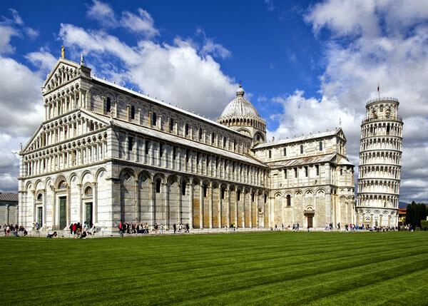 Un Paseo por La Toscana: Pisa