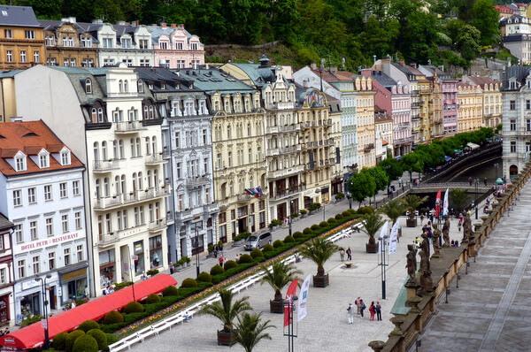 Karlovy Vary – Karlsbad
