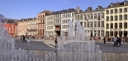 Capitales Europeas de la Cultura: Mons (Bergen)