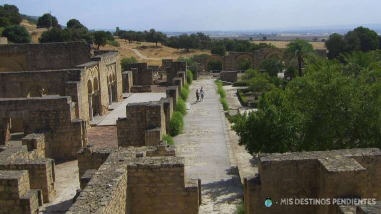 Medina Azahara –  مدينة الزهراء Madīnat al-Zahrā'