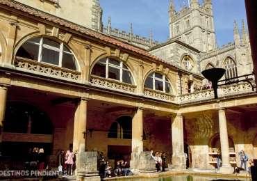 Bath – Ciudad Balneario por excelencia de Inglaterra