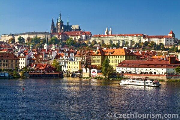 Ciudades Imperiales: Praga – Castillo de Praga