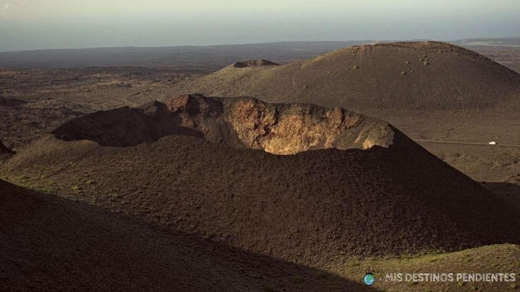 Ruta de los Volcanes (Parque Nacional de Timanfaya, Lanzarote)