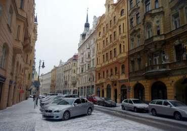 Praga – Josefov e Isla de Kampa