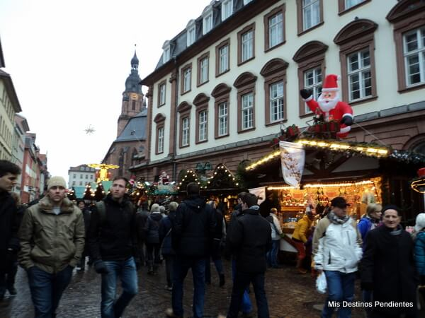 Especial Diciembre: Mercadillos de Navidad (Weihnachtsmärkte)