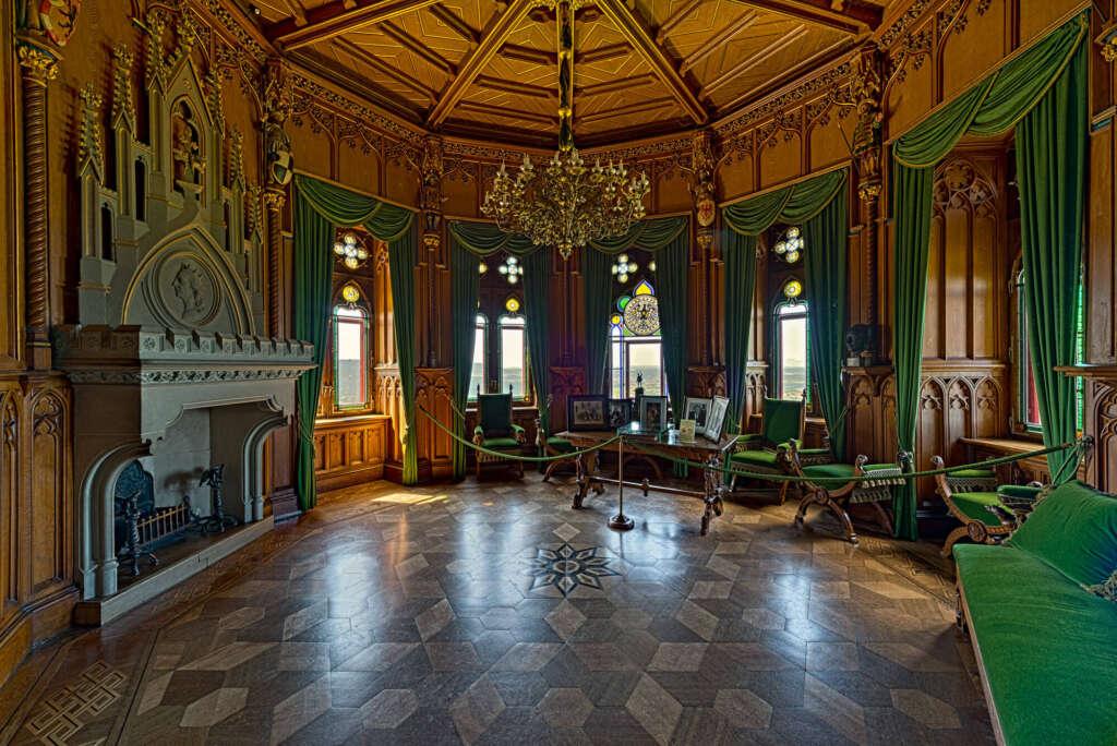 Interior del Castillo Hohenzollern (Bisingen, Alemania) - Fuente: Schwarzwaldplus