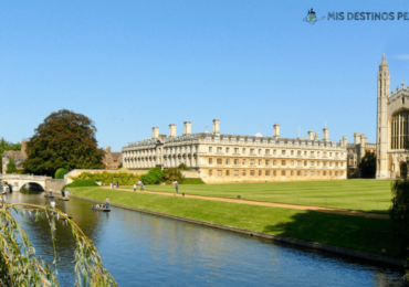 Cambridge: Qué ver en un día en esta ciudad universitaria