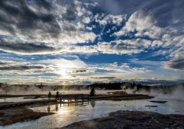 Parque Nacional de Yellowstone – Geyser Country