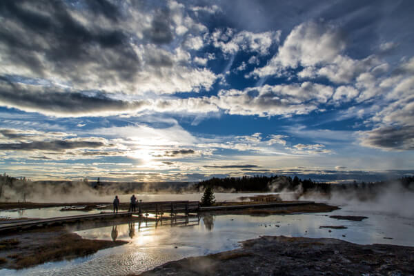 Parque Nacional de Yellowstone – Geyser Country