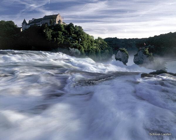 Cataratas del Rin (Rheinfall)