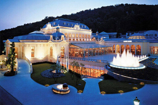 De Ruta por la Selva Negra: Baden-Baden (Parte I)
