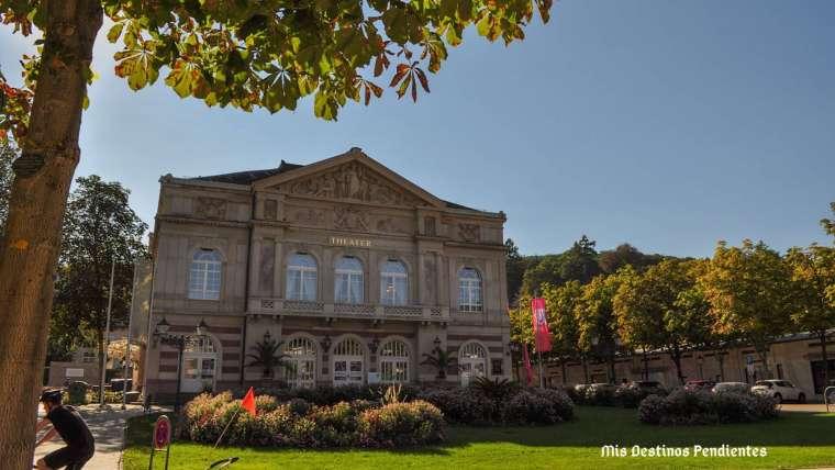 De Ruta por la Selva Negra: Baden-Baden (Parte II)