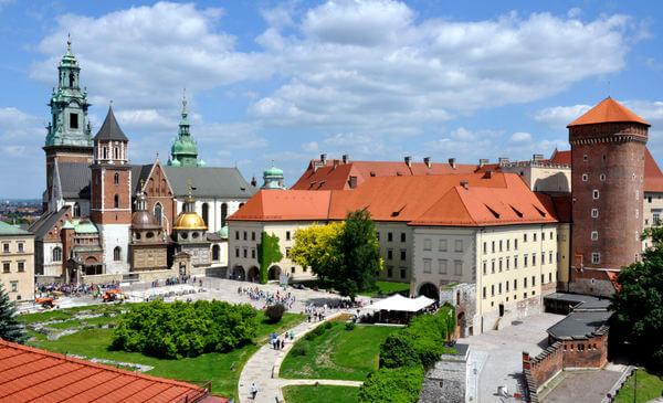 Conociendo Cracovia: La Colina de Wawel