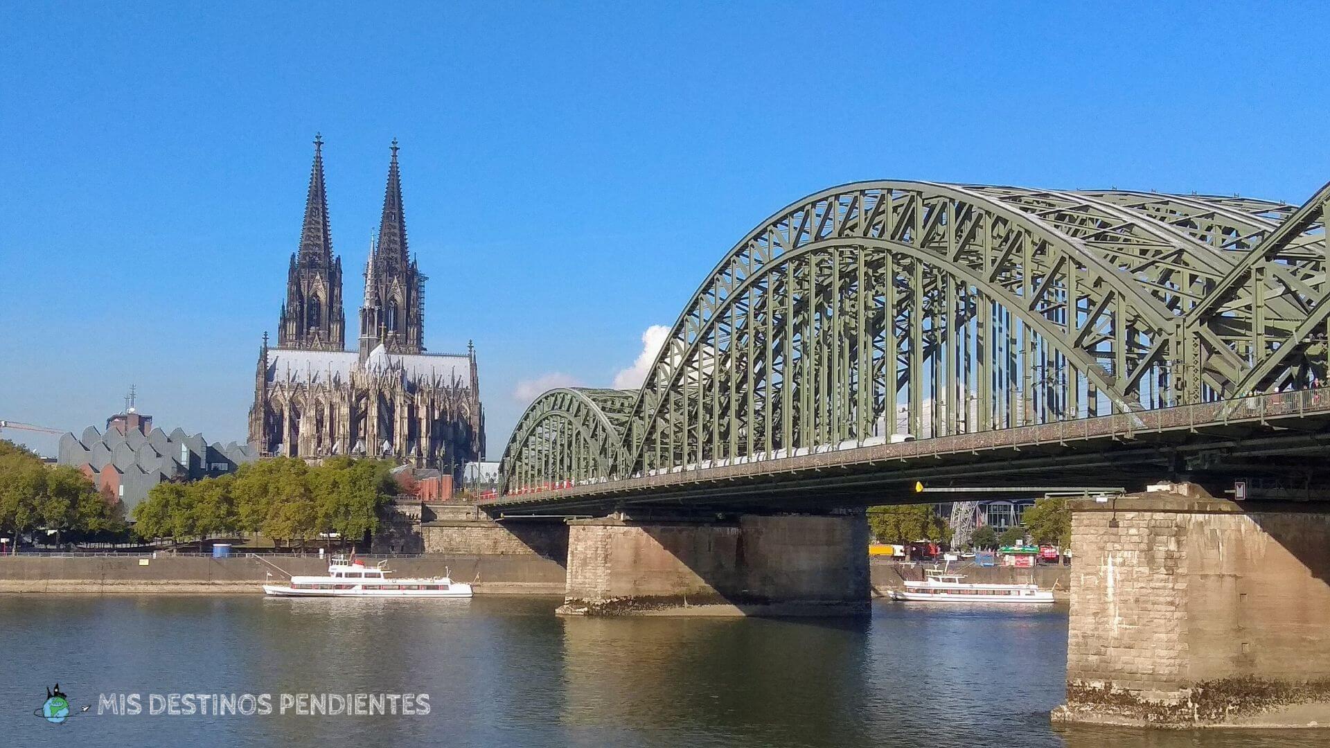 Colonia (Köln): Qué visitar en un día