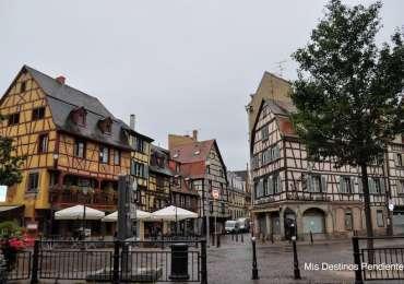 Recorriendo Alsacia: Colmar