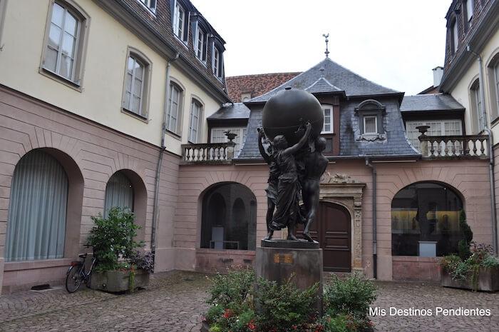 Museo Bartholdi de Colmar (Alsacia, Francia)