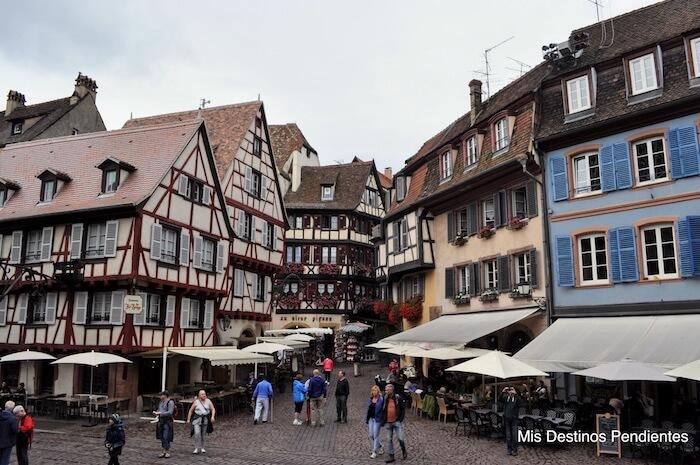 Colmar (Alsacia, Francia)