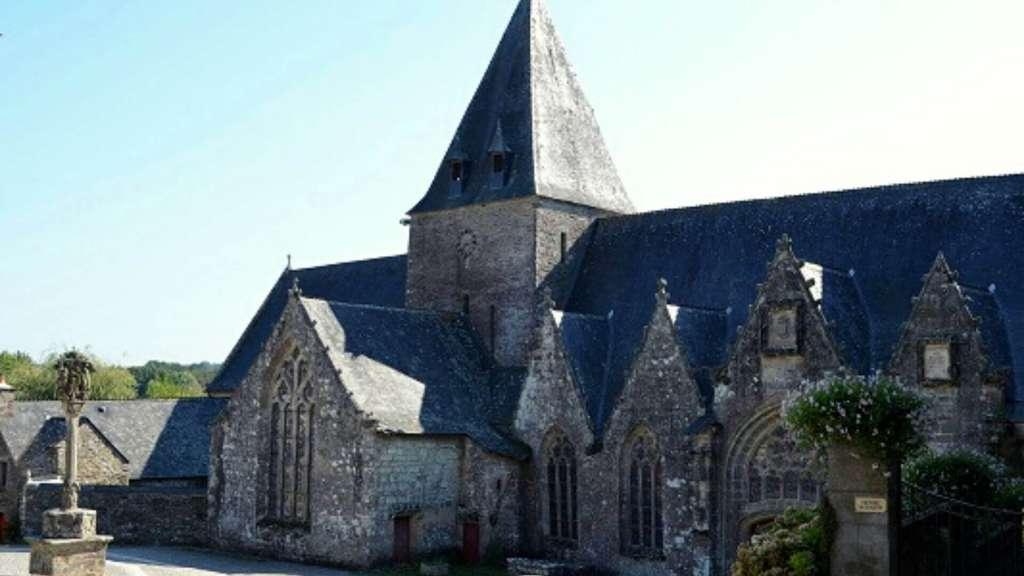 Iglesia de Notre Dame de la Tronchaye - Rochefort-en-Terre