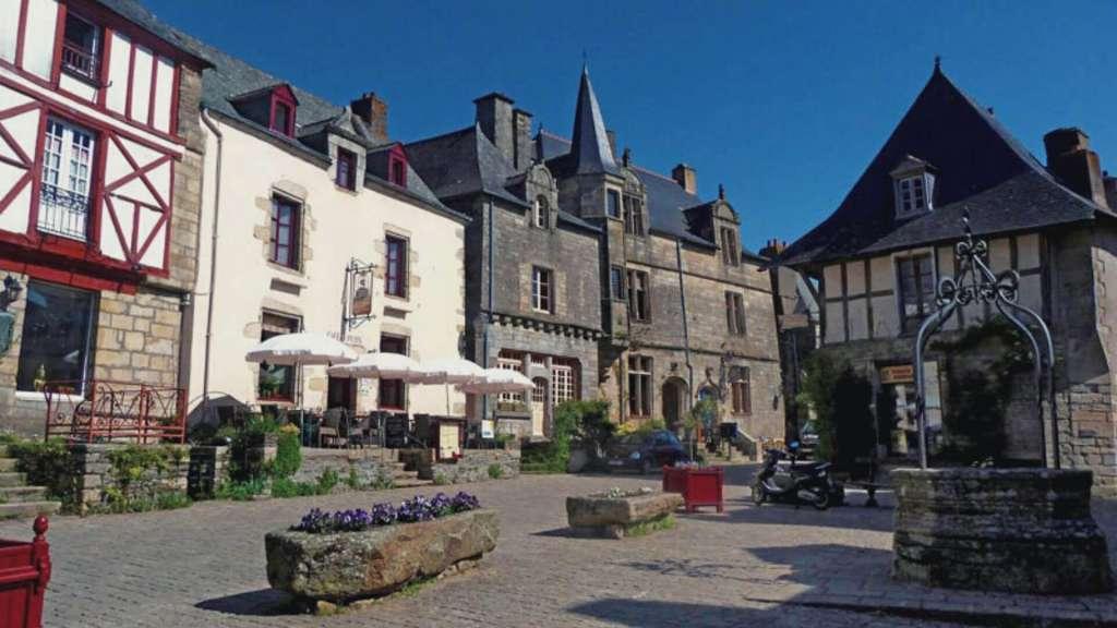 Rochefort-en-Terre. Fuente: Oficina de Turismo