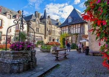Rochefort-en-Terre: Descubriendo la Bretaña Francesa