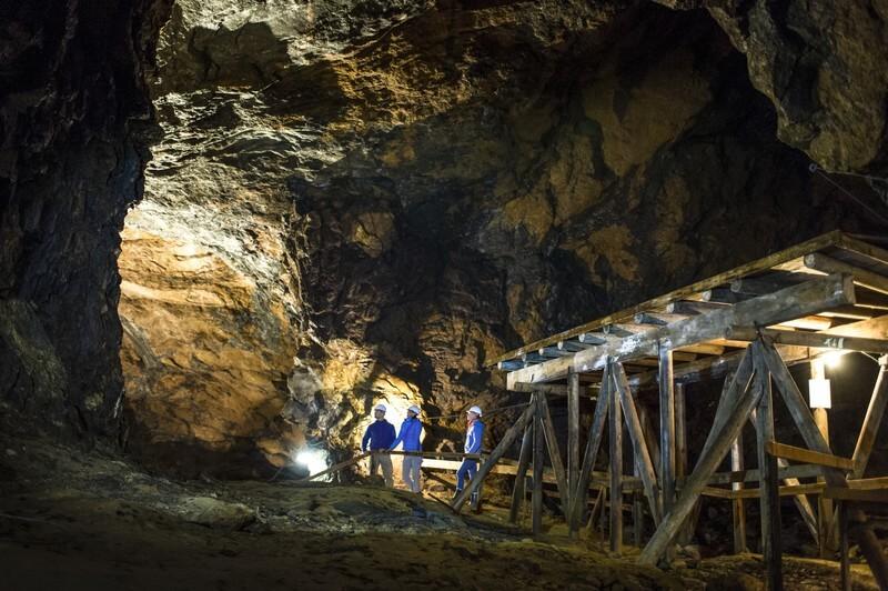 Minas de Olav. Fuente: CH – Visitnorway.com