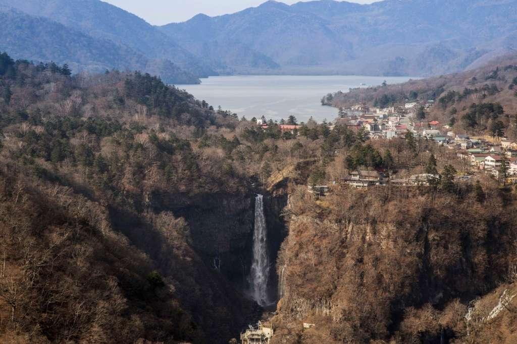 Cascada Kegon (Nikko, Japón) ©JNTO