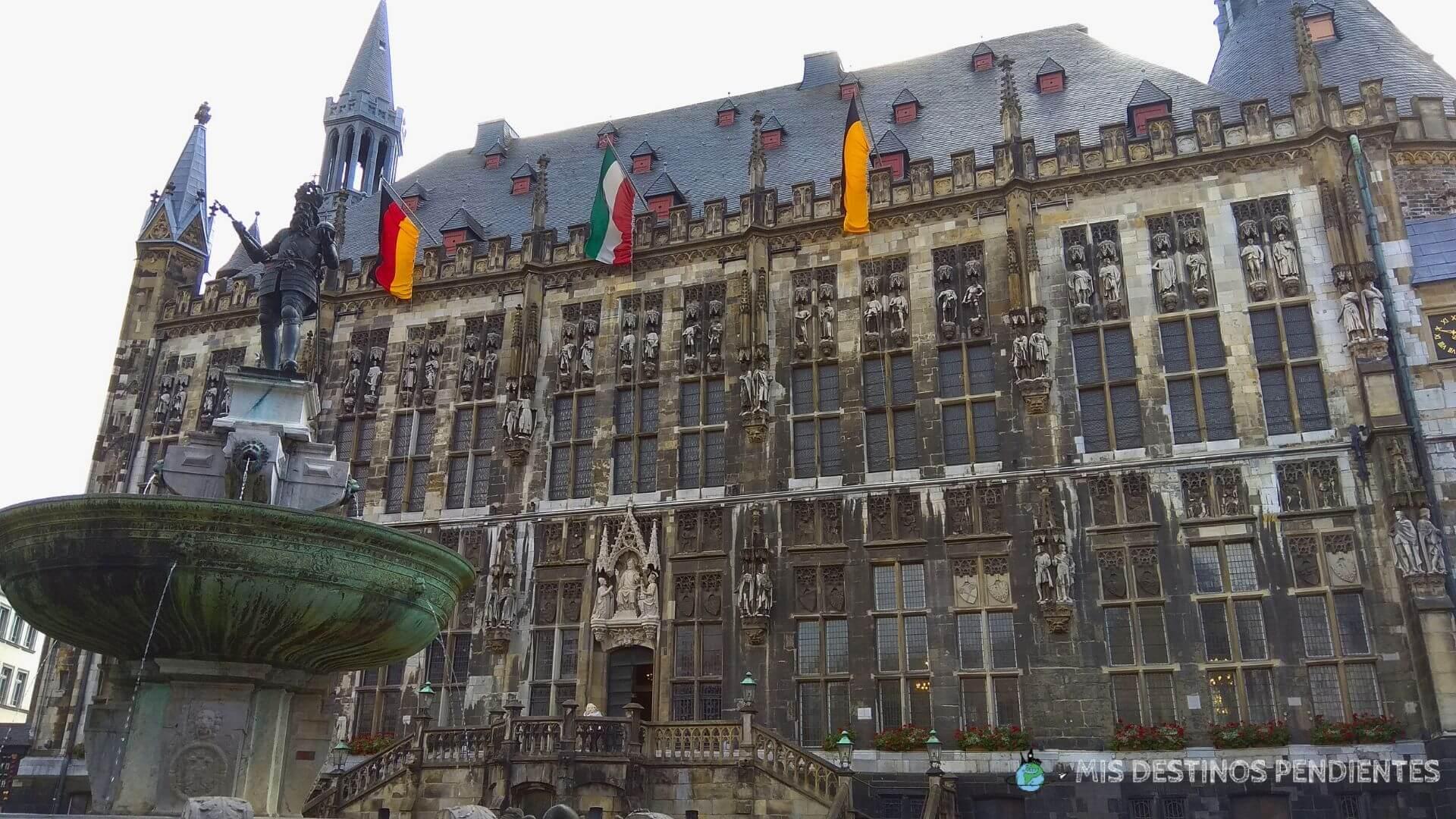 Ayuntamiento (Aquisgrán, Alemania)