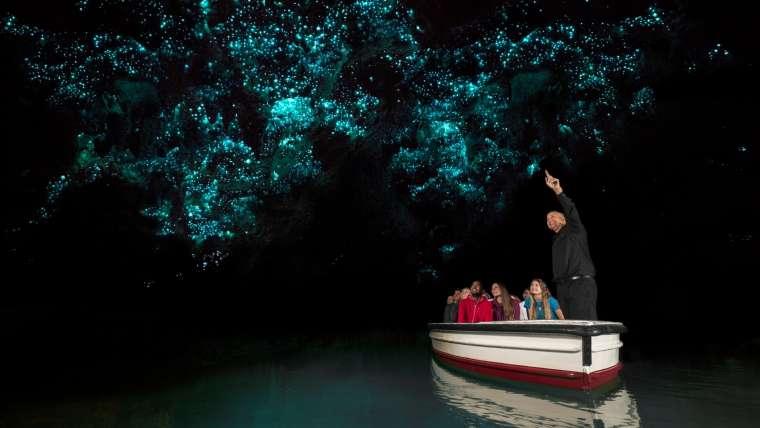 Cuevas Waitomo: Un tesoro de Nueva Zelanda