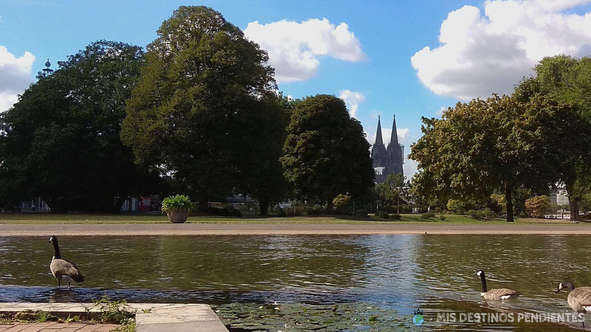 Rheinpark (Colonia, Alemania)