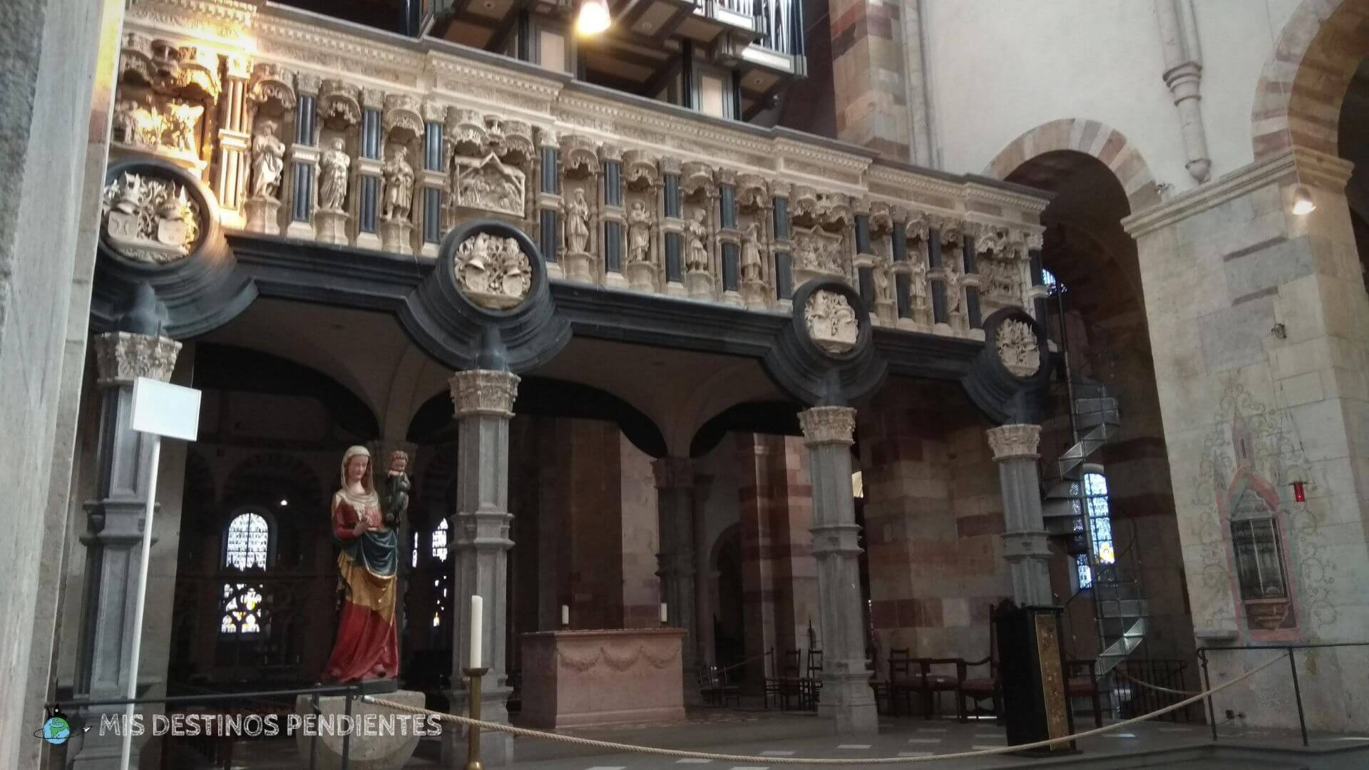 Sta Maria Im Kapitol (Colonia, Alemania)