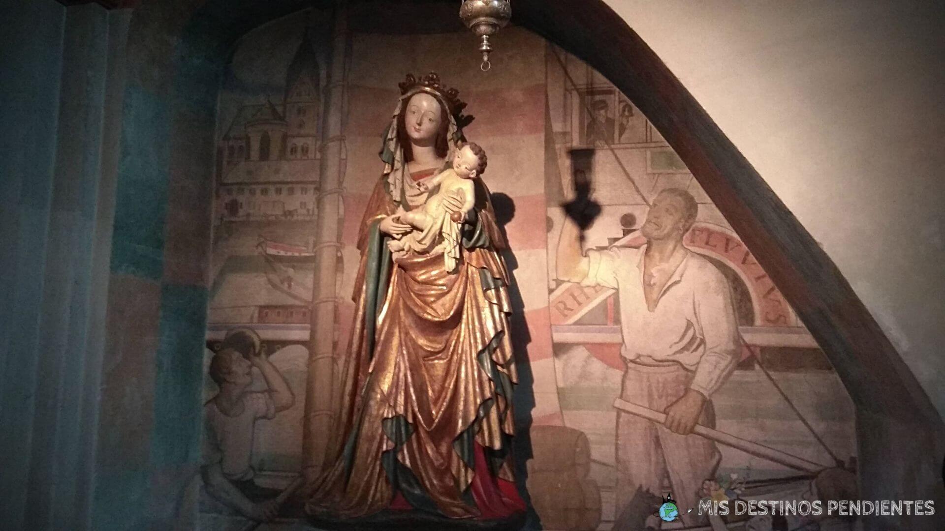 Sta Maria Lyskirchen (Colonia, Alemania)Sta Maria Lyskirchen (Colonia, Alemania)