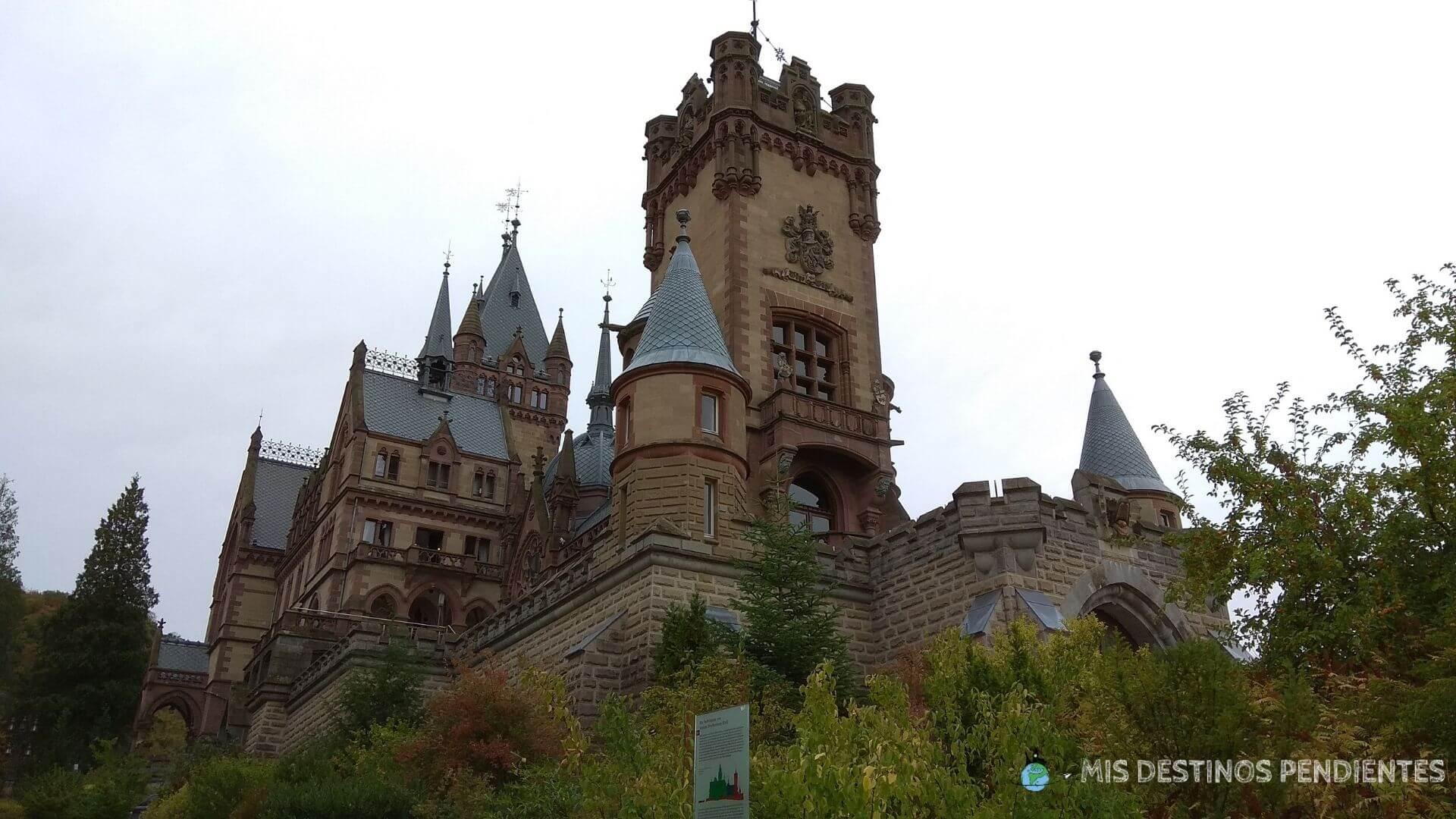 Königswinter y su Castillo Drachenburg