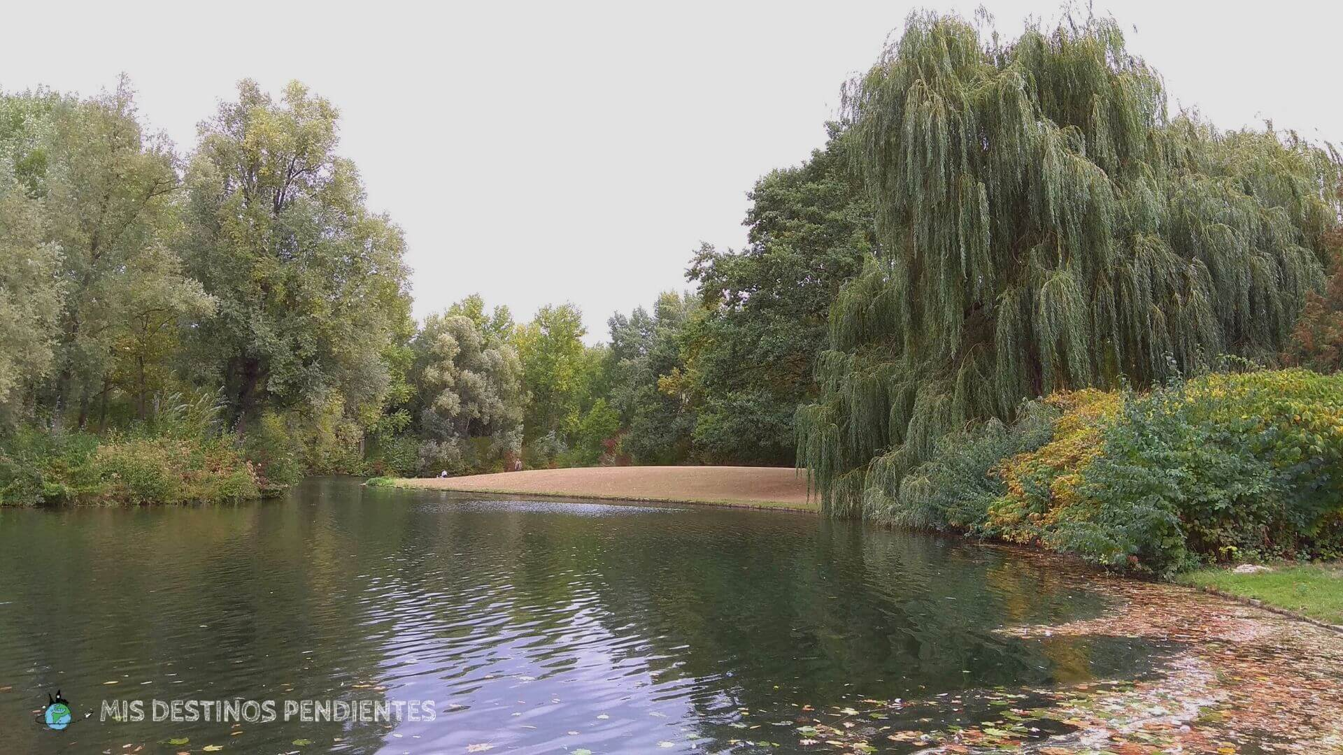Freizeitpark Rheinaue (Bonn, Alemania)