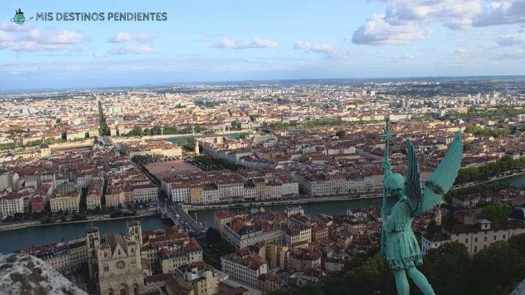 Qué visitar en Lyon en 4 días ¡Sin prisas!
