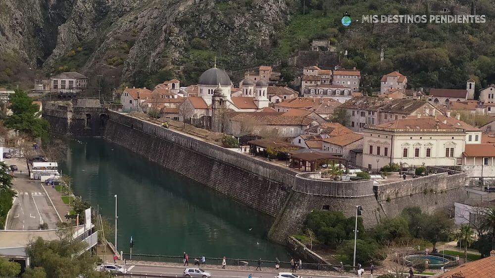Murallas de Kotor (Montenegro)