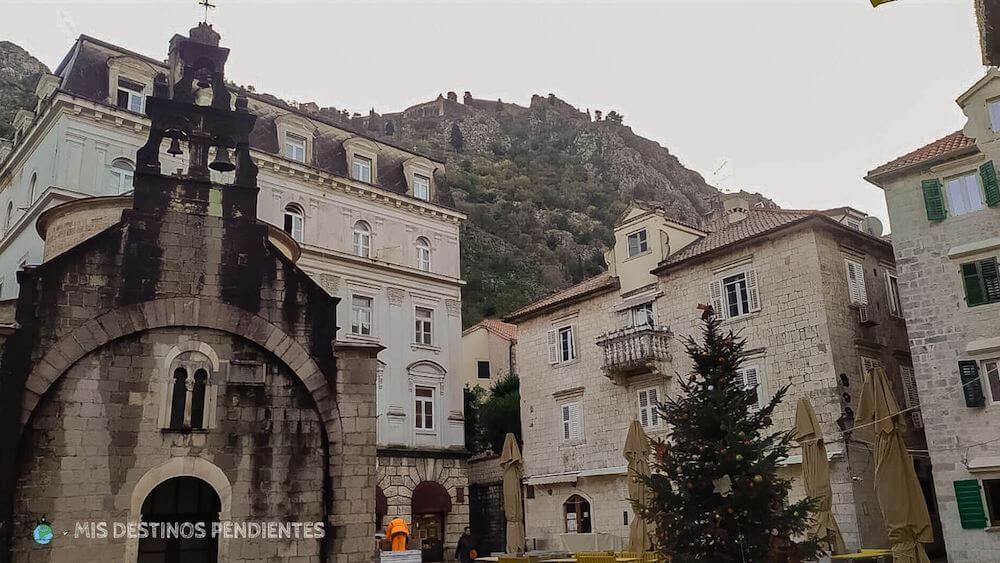 Iglesia de San Lucas (Kotor, Montenegro)