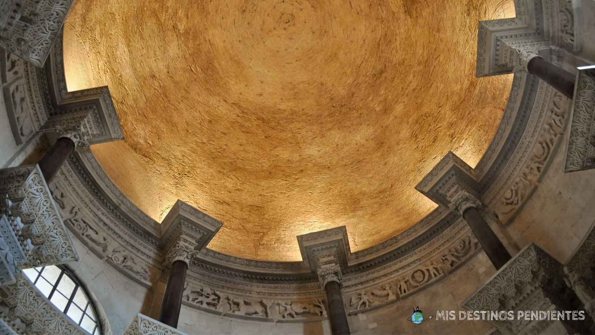 Catedral de Split - Mausoleo de Diocleciano (Split, Croacia)